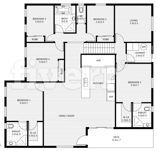 Adu floor plans how to make garage conversion los angeles for Adu plans for sale
