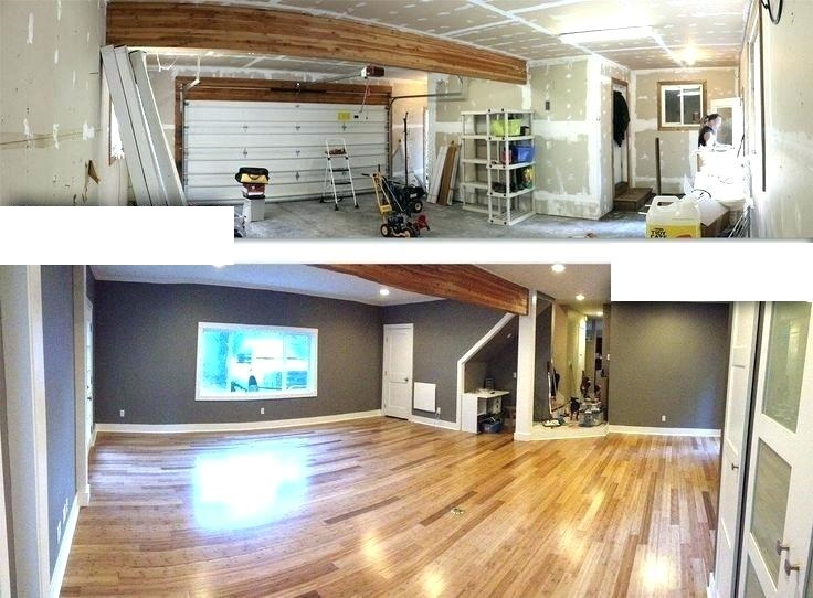 Wondrous Garage Conversion Costs Los Angeles True Cost Home Interior And Landscaping Mentranervesignezvosmurscom