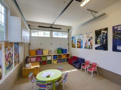Convert Garage Into A Daycare Center In Los Angeles